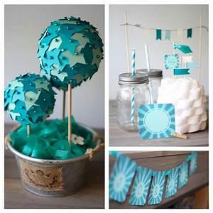 Idee Sympa Pour Bapteme : bapteme garcon couleur ~ Farleysfitness.com Idées de Décoration