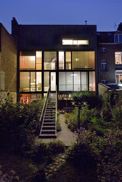 maison de ville lille fr zigzag architecture