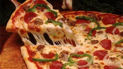 Pizza Cheese Desktop Wallpapers Mobile