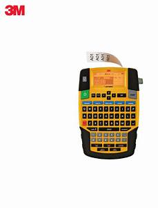 Download 3m Label Maker Pl150 Manual And User Guides  Page