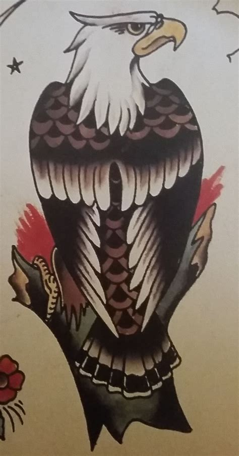 Best 25+ Traditional Eagle Tattoo Ideas On Pinterest