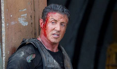 Sylvester Stallone Storms Away From Expendables Franchise