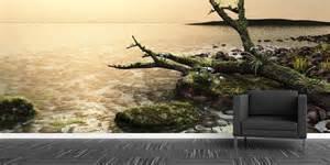 Papier Peint Panoramique Paysage by Une 3d Bluffante Pour Votre D 233 Coration Le Blog Yeda Design