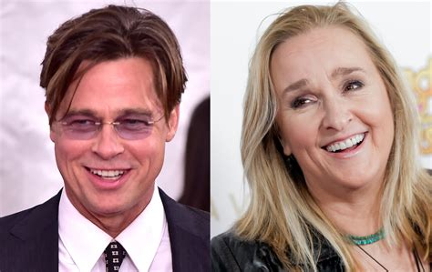 melissa etheridge rejected brad pitts sperm