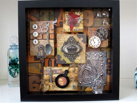 art shadow box
