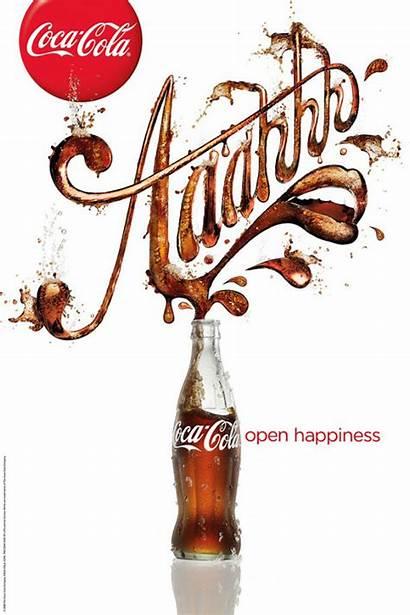 Cola Coca Coke Happiness Open Ads Ad