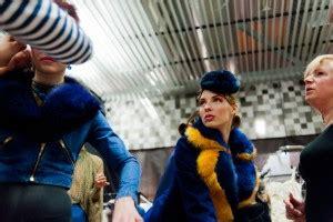 Foto: Dāvida Rudens /Ziemas 2012-2013 kolekcijas modes ...