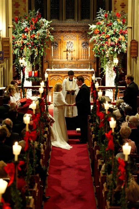 Christmas Wedding Theme Ideas