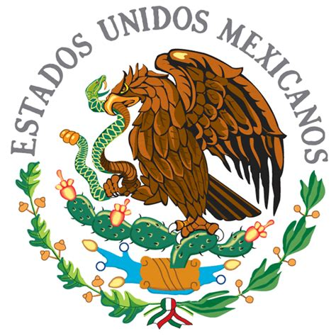 Mexico's Coat of Arms | Mexican flags, Mexican flag eagle ...