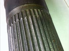 Big Bear 350 Worn Axle Splines? ATVConnectioncom ATV