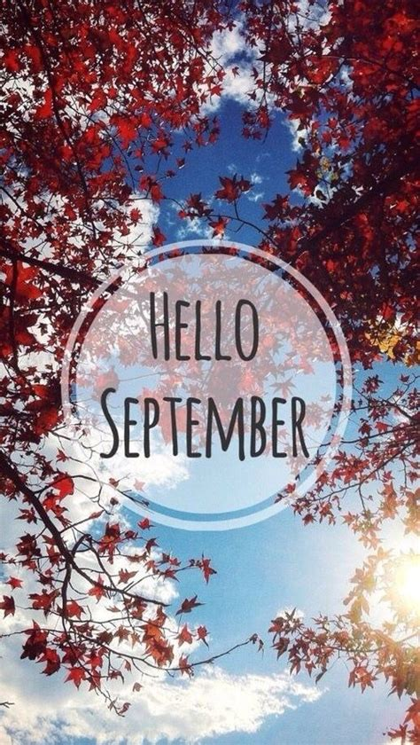 Hello September Pictures, Photos, and Images for Facebook, Tumblr, Pinterest, and Twitter