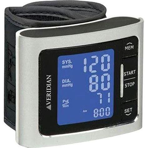 Amazon.com: Veridian Healthcare Blood Pressure Wrist