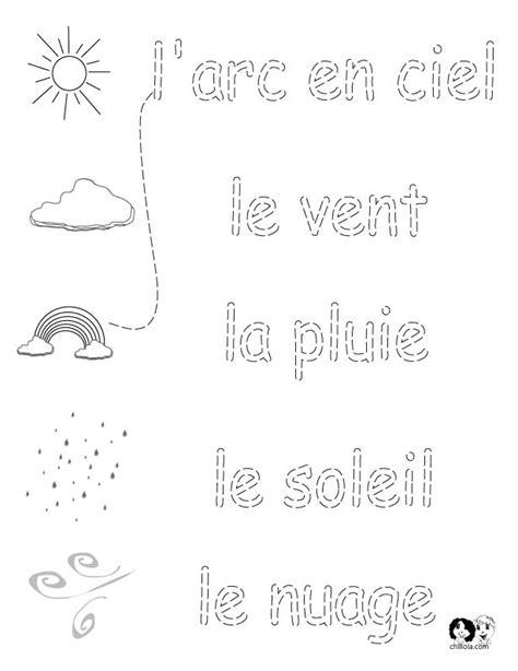 French for Kids - Worksheets | L'éducation française ...
