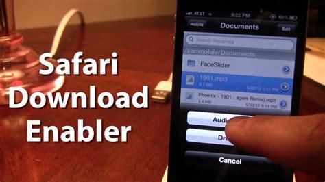 safari cannot this file iphone safari enabler files from iphone