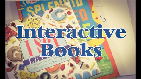 top 3 interactive books for preschool and toddlers 204 | maxresdefault
