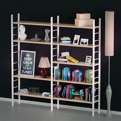 Bookshelf Books 3d Decoration Objects Models Cgtrader