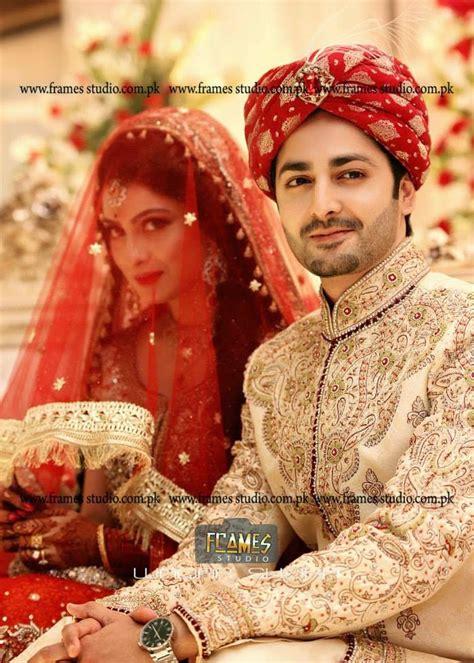 aiza khan  danish wedding pics barat special  bridal