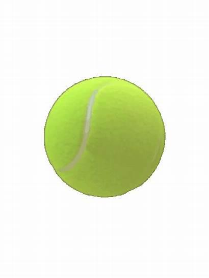 Tennis Ball Gifs Animation Anime Sticker