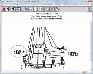 2004 Chevrolet Silverado 2500hd Input Turbine Sensor