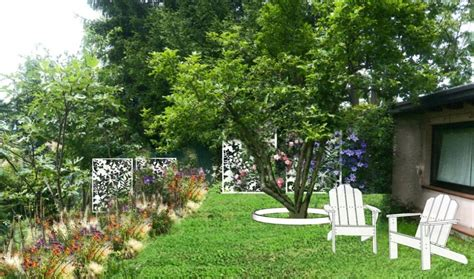 giardino terrazzato come realizzare un giardino terrazzato stile naturale