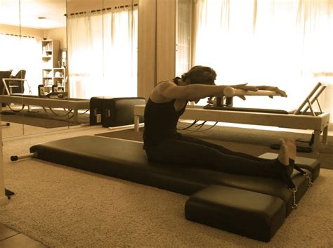 Pilates Mat Exercise #2 The Roll Up