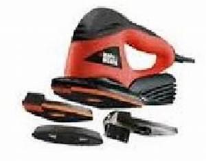 Ponceuse Black Et Decker : ponceuse black decker ka250 en location est louer ~ Dailycaller-alerts.com Idées de Décoration
