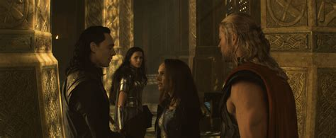 Thor The Dark World 2013 Review The Wolfman Cometh