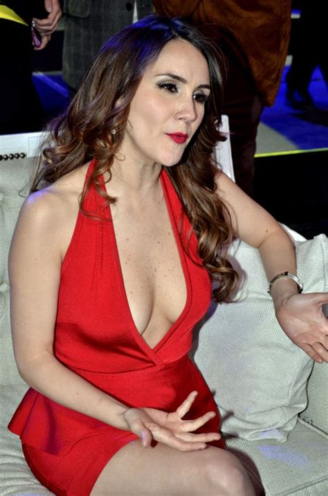 Dulce Maria Does Not Show Nudity? Well Check This Out ...