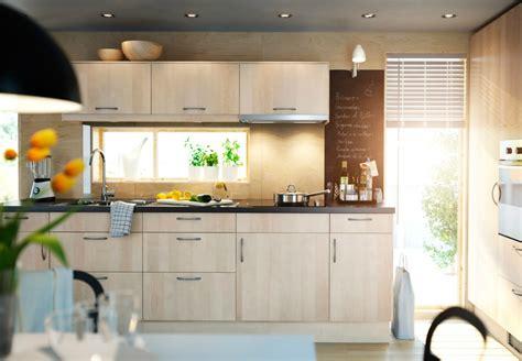 cuisine ikea bois cuisine en bois ikea cuisine en image