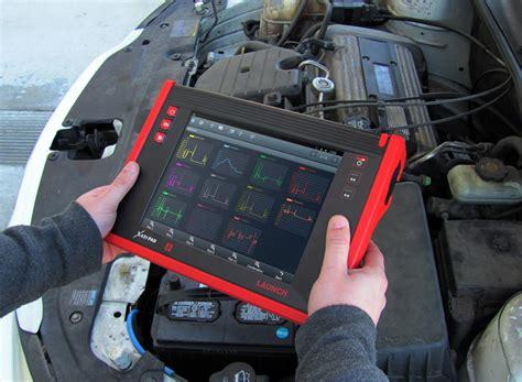 launch introduces   launch pad diagnostics tablet