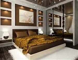 Schlafzimmer Braun Beige : schlafzimmer in braun und beige gestalten erdfarben ~ Watch28wear.com Haus und Dekorationen
