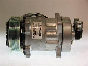 New Original Sanden Compressor 4495  1101191
