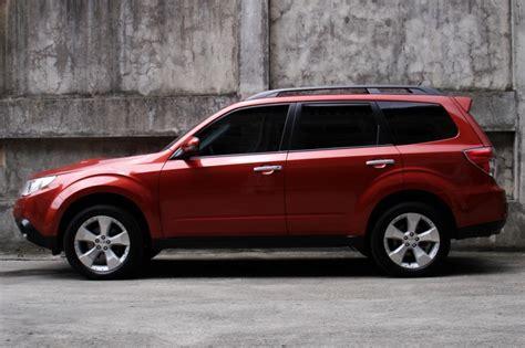 review  subaru forester xt philippine car news car