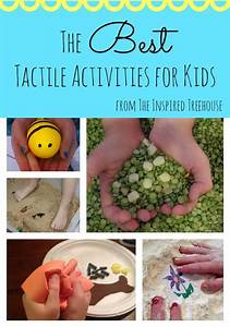 THE BEST TACTILE SENSORY ACTIVITIES FOR KIDS