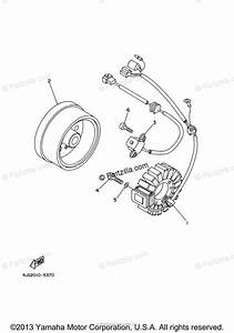 Yamaha Motorcycle 2003 Oem Parts Diagram For Generator