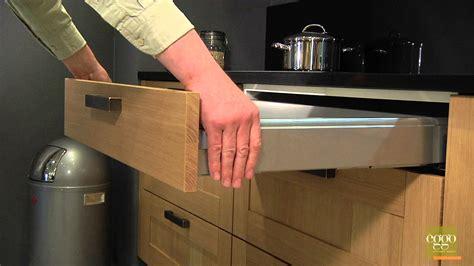 glissiere tiroir cuisine eggo tiroir nouveau modèle retirer et remettre