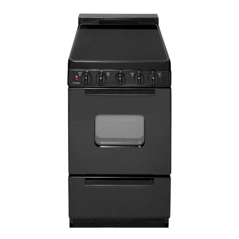 electric range freestanding premier ranges smooth cu oven ft depot single appliances clean homedepot cooking compare