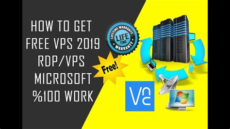 Cloud server, domain names, database, enterprise email HOW TO GET FREE VPS 2020 32 GB WITH MICROSOFT RDP X VPS ...