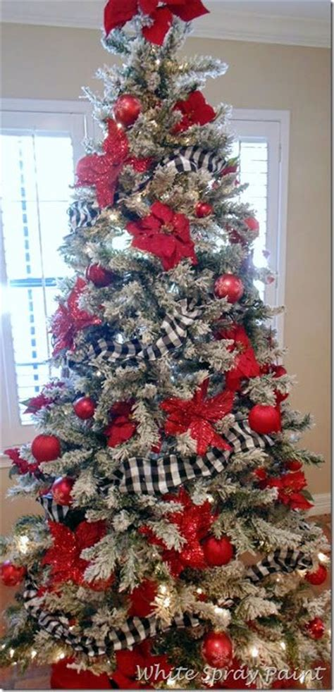 christmas tree decorating ideas with plaid ribbon 25 best ideas about decorations on decor real trees