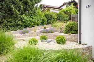 Gartengestaltung Mit Rindenmulch Und Steinen : pflegeleichten vorgarten mit kies gestalten galanet ~ Bigdaddyawards.com Haus und Dekorationen