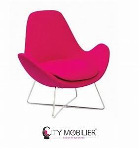 Fauteuil Design Confortable : fauteuil design confortable sy47 montrealeast ~ Teatrodelosmanantiales.com Idées de Décoration