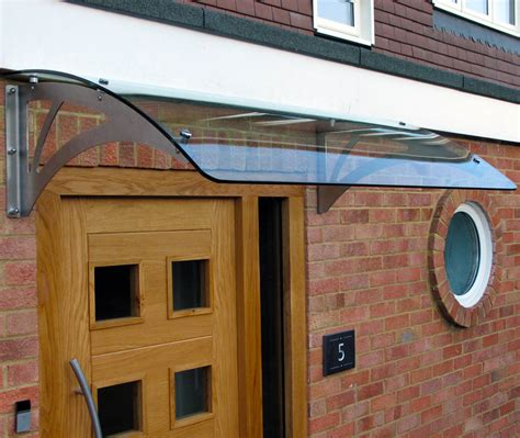 Glass Awning Residential by Glass Canopy Glass Awnings For Commercial Residential