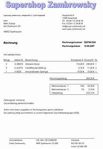 Rechnung Rechtsanwalt Nicht Bezahlen : pflicht zur ausstellung von rechnungen ~ Themetempest.com Abrechnung