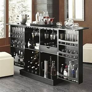 30 idees de meuble bar pour votre interieur With meuble bar design contemporain