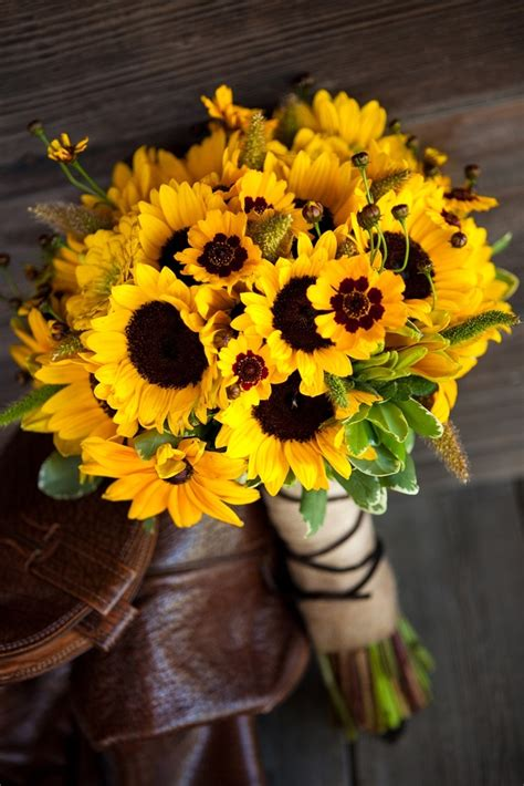 Beautiful Sunflower Bouquet Pictures Photos And Images