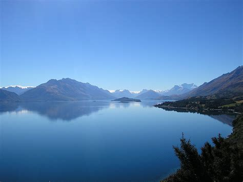 The Lake That Breathes