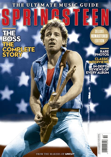deluxe ultimate  guide bruce springsteen uncut