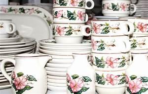 spencer39s tableware experts in vintage china villeroy With katzennetz balkon mit french garden villeroy boch