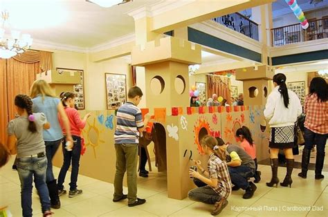 images   cardboard kids playgrounds