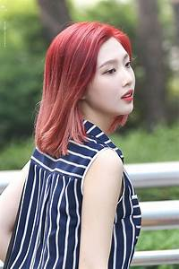 Fans Are Swooning Over Red Velvet U0026 39 S Bold Comeback Hairstyles  U2014 Koreaboo
